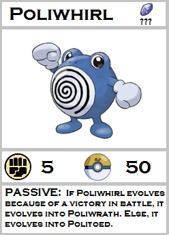how to evolve poliwhirl